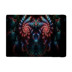 Abstract Background Texture Pattern Apple Ipad Mini Flip Case