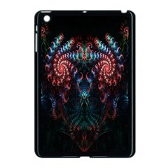 Abstract Background Texture Pattern Apple Ipad Mini Case (black)
