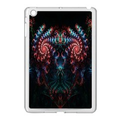 Abstract Background Texture Pattern Apple Ipad Mini Case (white)