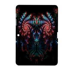 Abstract Background Texture Pattern Samsung Galaxy Tab 2 (10 1 ) P5100 Hardshell Case