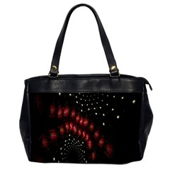 Background Texture Pattern Office Handbags