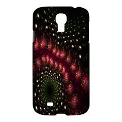 Background Texture Pattern Samsung Galaxy S4 I9500/i9505 Hardshell Case