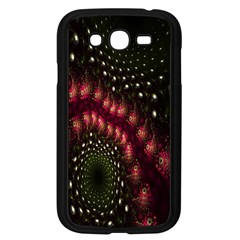 Background Texture Pattern Samsung Galaxy Grand Duos I9082 Case (black)