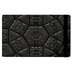 Emboss Luxury Artwork Depth Apple Ipad 3/4 Flip Case
