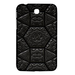 Emboss Luxury Artwork Depth Samsung Galaxy Tab 3 (7 ) P3200 Hardshell Case
