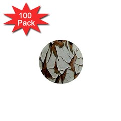 Dry Nature Pattern Background 1  Mini Magnets (100 Pack)
