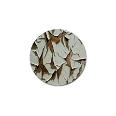 Dry Nature Pattern Background Golf Ball Marker