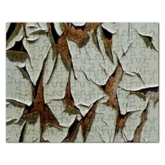 Dry Nature Pattern Background Rectangular Jigsaw Puzzl