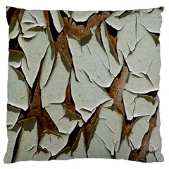 Dry Nature Pattern Background Large Cushion Case (two Sides)