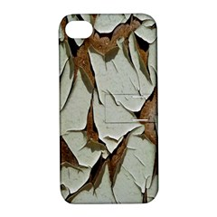 Dry Nature Pattern Background Apple Iphone 4/4s Hardshell Case With Stand
