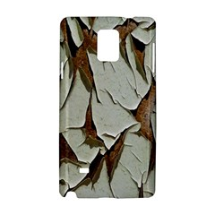 Dry Nature Pattern Background Samsung Galaxy Note 4 Hardshell Case