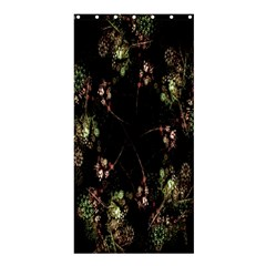 Fractal Art Digital Art Shower Curtain 36  X 72  (stall)