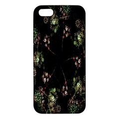 Fractal Art Digital Art Apple Iphone 5 Premium Hardshell Case