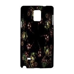 Fractal Art Digital Art Samsung Galaxy Note 4 Hardshell Case