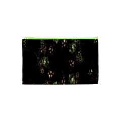 Fractal Art Digital Art Cosmetic Bag (xs)