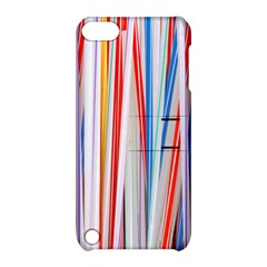 Background Decorate Colors Apple Ipod Touch 5 Hardshell Case With Stand