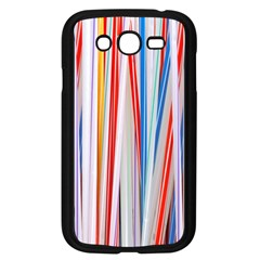 Background Decorate Colors Samsung Galaxy Grand Duos I9082 Case (black)