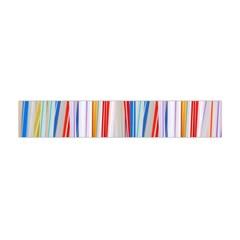 Background Decorate Colors Flano Scarf (mini)