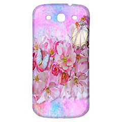 Nice Nature Flowers Plant Ornament Samsung Galaxy S3 S Iii Classic Hardshell Back Case by Nexatart