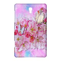 Nice Nature Flowers Plant Ornament Samsung Galaxy Tab S (8 4 ) Hardshell Case