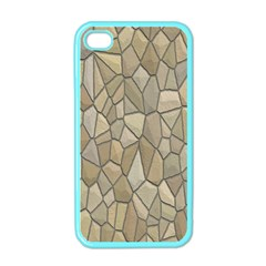 Tile Steinplatte Texture Apple Iphone 4 Case (color)