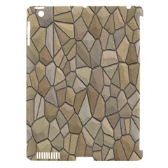 Tile Steinplatte Texture Apple Ipad 3/4 Hardshell Case (compatible With Smart Cover)