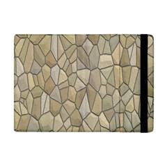 Tile Steinplatte Texture Apple Ipad Mini Flip Case