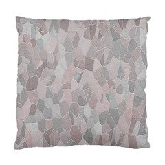 Pattern Mosaic Form Geometric Standard Cushion Case (two Sides)