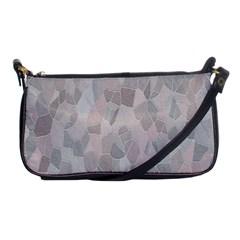 Pattern Mosaic Form Geometric Shoulder Clutch Bags