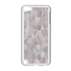 Pattern Mosaic Form Geometric Apple Ipod Touch 5 Case (white) by Nexatart