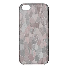 Pattern Mosaic Form Geometric Apple Iphone 5c Hardshell Case by Nexatart