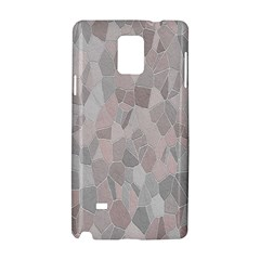 Pattern Mosaic Form Geometric Samsung Galaxy Note 4 Hardshell Case