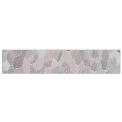 Pattern Mosaic Form Geometric Small Flano Scarf