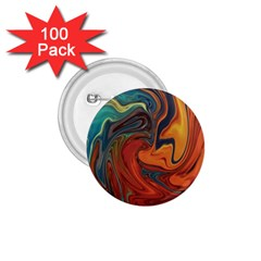Creativity Abstract Art 1 75  Buttons (100 Pack)