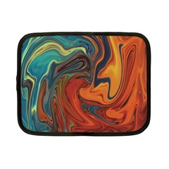 Creativity Abstract Art Netbook Case (small)