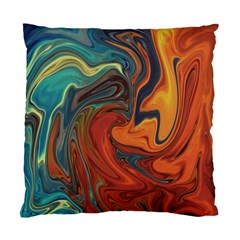 Creativity Abstract Art Standard Cushion Case (two Sides)