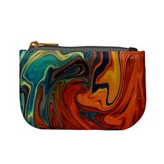 Creativity Abstract Art Mini Coin Purses