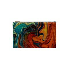 Creativity Abstract Art Cosmetic Bag (small)