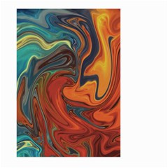 Creativity Abstract Art Large Garden Flag (two Sides)