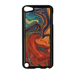 Creativity Abstract Art Apple Ipod Touch 5 Case (black)