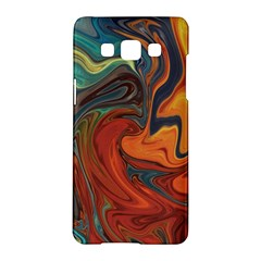 Creativity Abstract Art Samsung Galaxy A5 Hardshell Case