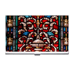 Decoration Art Pattern Ornate Business Card Holders