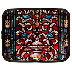 Decoration Art Pattern Ornate Netbook Case (xl)