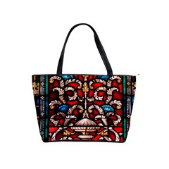 Decoration Art Pattern Ornate Shoulder Handbags