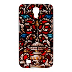 Decoration Art Pattern Ornate Samsung Galaxy Mega 6 3  I9200 Hardshell Case