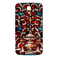 Decoration Art Pattern Ornate Samsung Galaxy Mega I9200 Hardshell Back Case