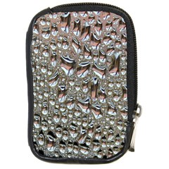 Droplets Pane Drops Of Water Compact Camera Cases