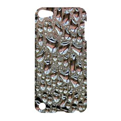 Droplets Pane Drops Of Water Apple Ipod Touch 5 Hardshell Case