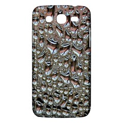 Droplets Pane Drops Of Water Samsung Galaxy Mega 5 8 I9152 Hardshell Case