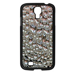 Droplets Pane Drops Of Water Samsung Galaxy S4 I9500/ I9505 Case (black)
